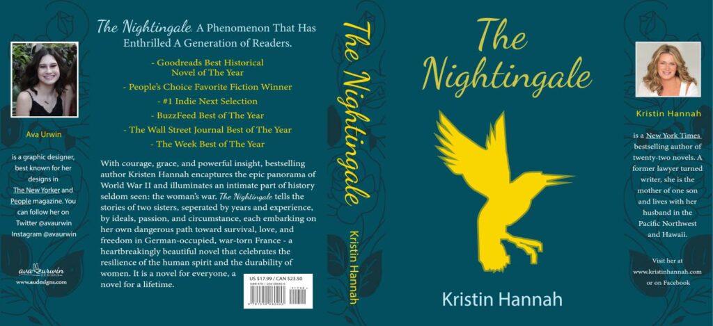 Book Cover by Ava Urwin