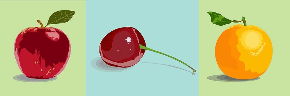 Fruit Compote by Bek Hughes