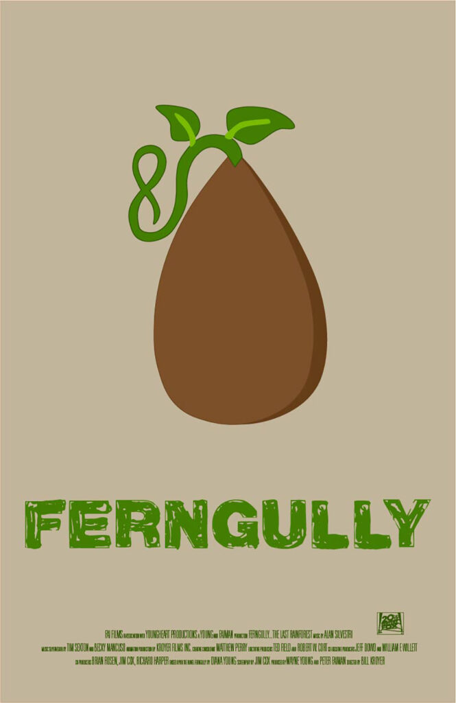 Ferngully Movie Poster III