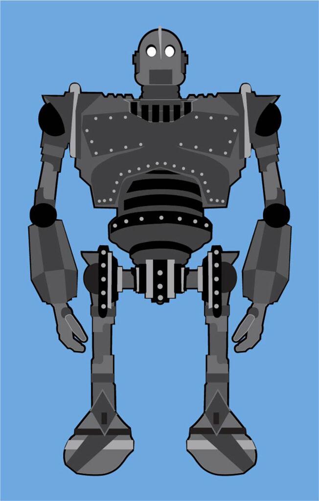 Robot by Bek Hughes