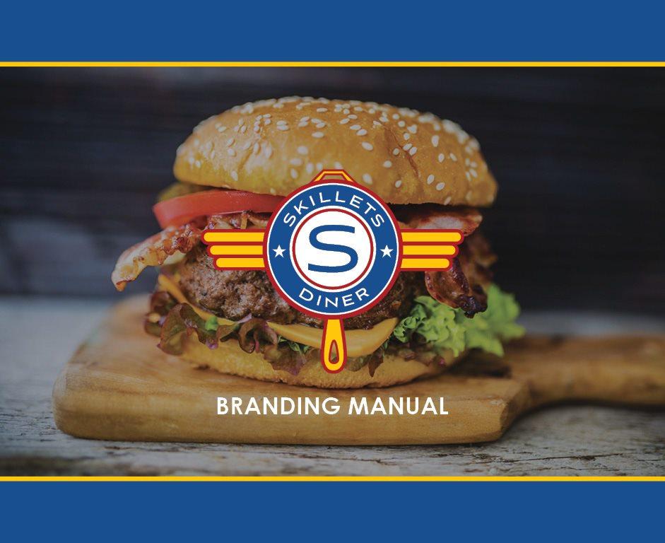 Skillets Diner Branding Manual