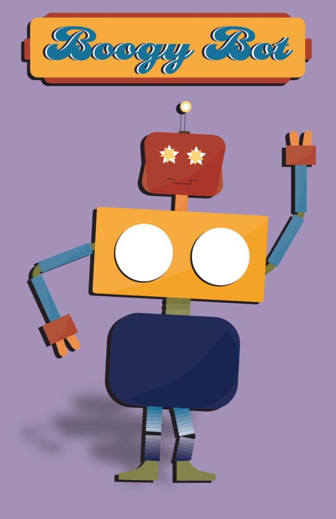 Robot by Reese Urwin
