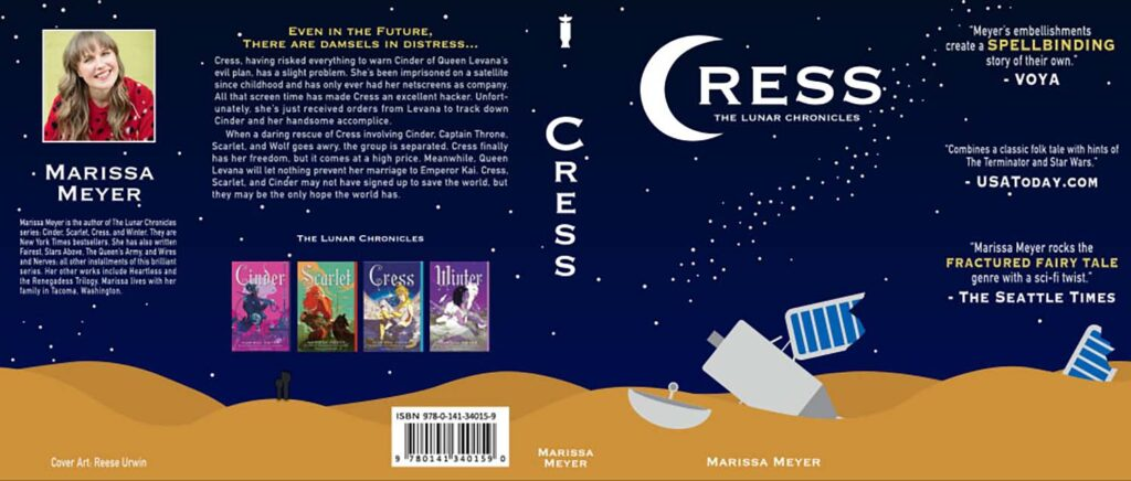 Book Cover by Reese Urwin