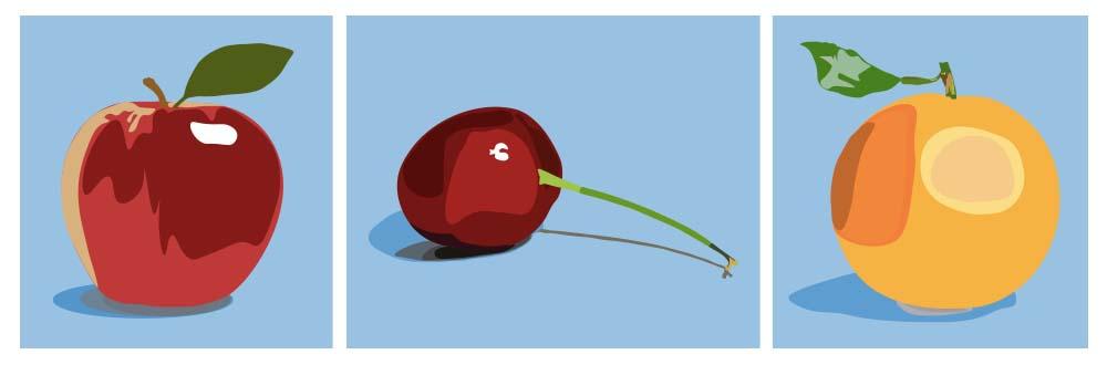 Fruit by Rosales Miriam