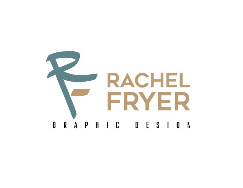 Rachel Fryer Personal Lettermark