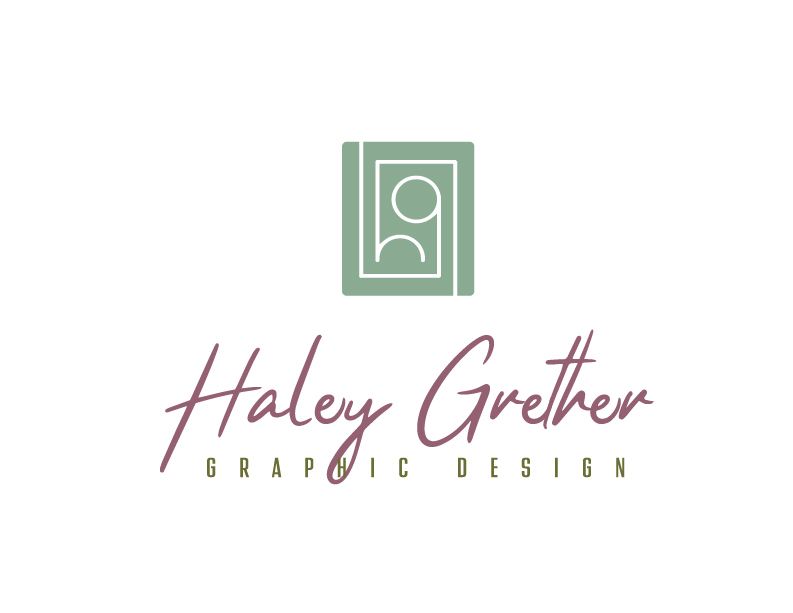 Haley Grether Personal Lettermark