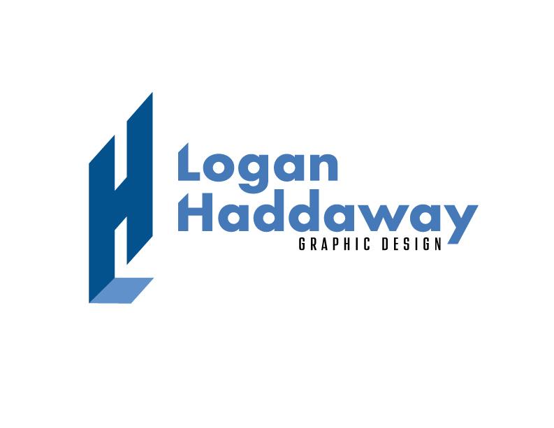 Logan Haddaway Personal Lettermark